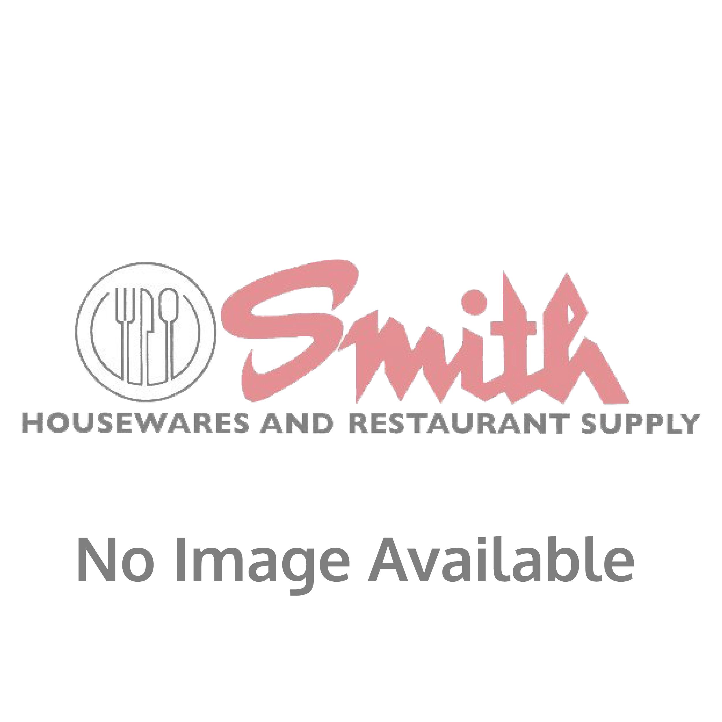 "Pizza baking screen, 10"", aluminum"