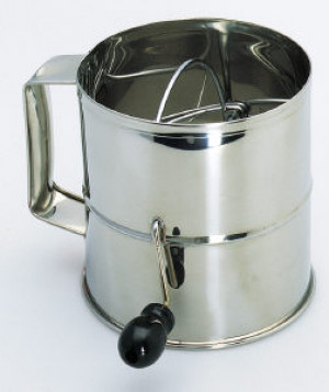 Flour sifter, 8 cup
