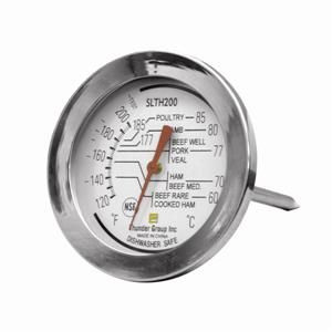 Meat thermometer 120 degrees - 200