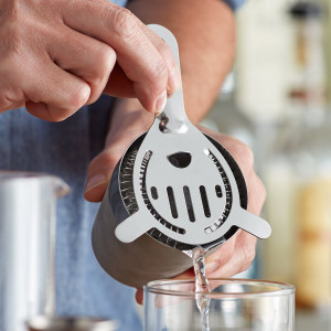Cocktail strainer,2  prong
