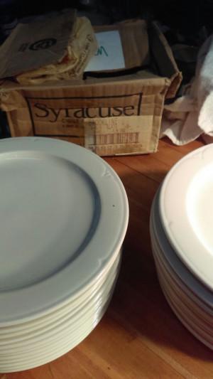 "Brookline 9-5/8"" Dinner Plate"