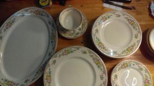 "Ensley 6.25"" Bread Plate"