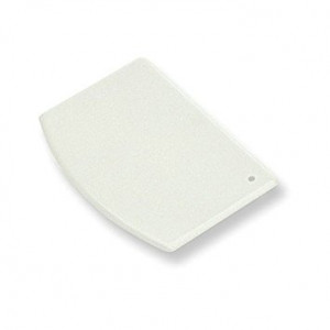 "5 5/8"" Plastic Bowl Scraper, Made in USA"