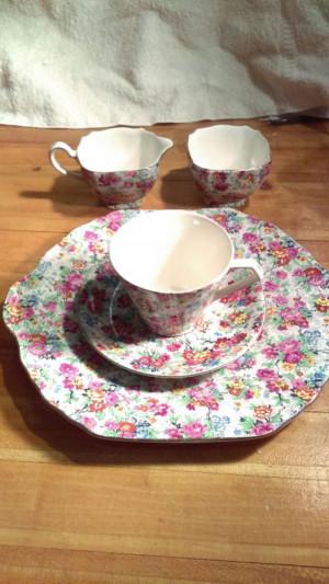 Marina Cup & saucer