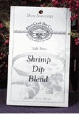 Shrimp dip blend, .5 oz