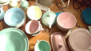 """Lu-RAY Pastels 8.75"""" Round Serving Bowl"""