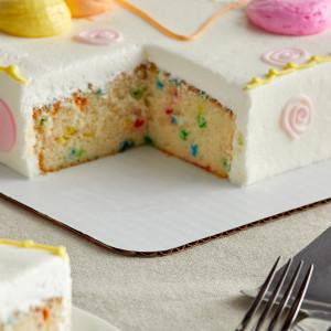 Full Size Cake Pad 50/cs Corrugated