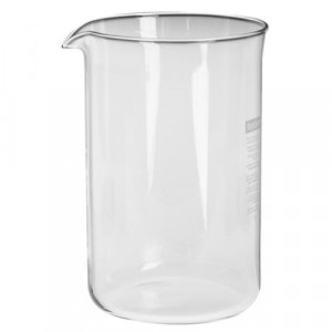 Replacement glass, 12 cup