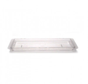 12x18 Food box lid, Clear