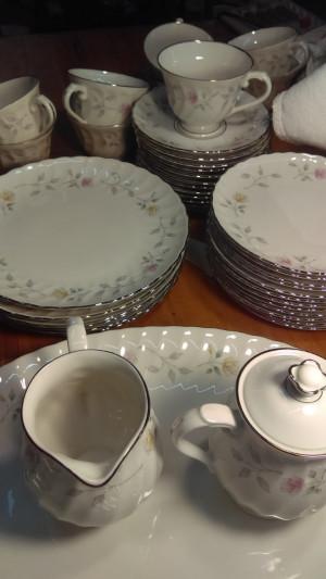 "Brae Loch 8.25"" Lunch Plate"