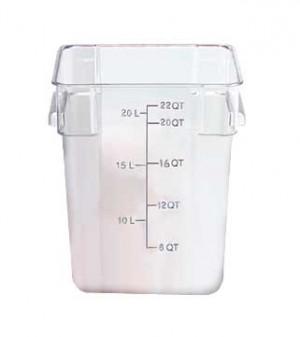 StorPlus Food Storage Container, 22 quart