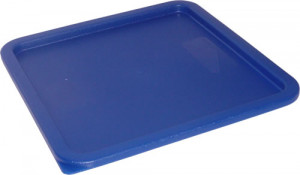Blue Lid for 12, 18 & 22 qt Storage container