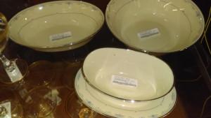 Lenox Carolina oval serving bowl