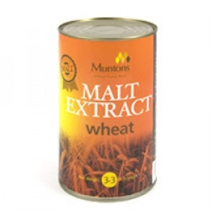 Munton's Plain Wheat Malt extract unhopped