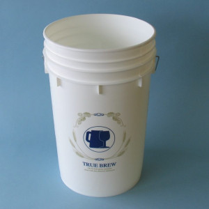6.5 Gal Bucket with hole NO LID