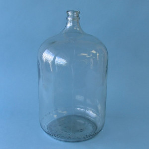 Carboy, 5 gallon, Glass