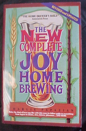 New Complete Joy of homebrew 3rd Edition