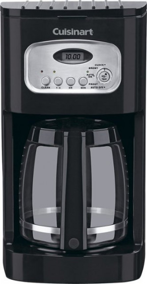 12 Cup Classic Black Programmable coffeemaker