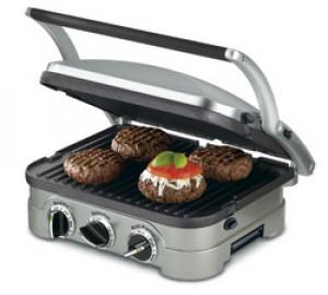 Panini, grill, & griddle Griddler