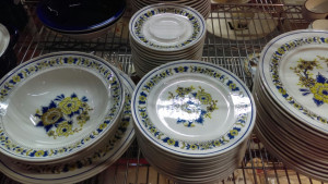 "Dutch Treat 8.25"" Lunch Plate"