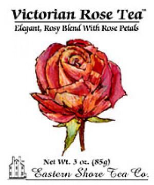 Victorian Rose Tea, 3 oz