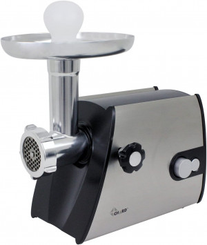 #8 Electric Meat Grinder w/ sausage stuffer tubes