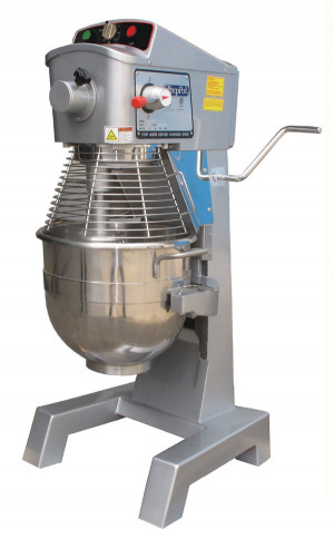 Food Mixer, 30 qt, Floor model, 120v