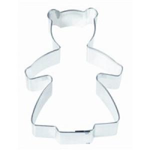 "Mama bear cookie cutter, 4"""