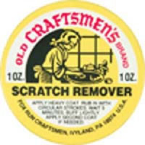Scratch remover, 1 oz