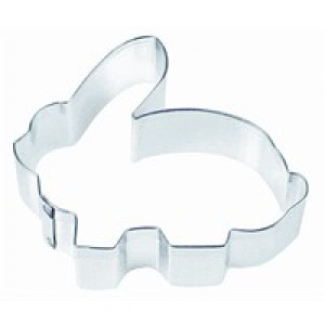 Rabbit cookie cutter