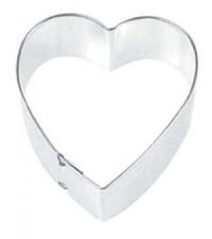 """Heart cookie cutter, 5"""""""