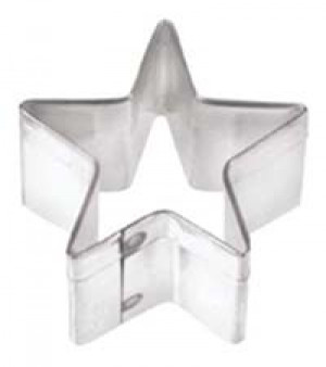 "STAR 5"" Cookie cutter"
