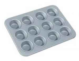 Mini muffin pan, 12 cup