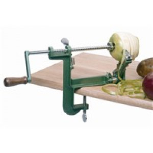 Apple peeler slicer corer Clamp base