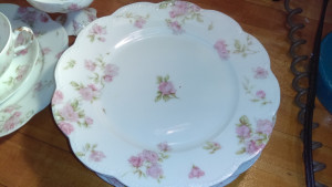 "Schleiger 39M 8.5"" Lunch Plate"