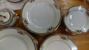 "Grasmere 8.5"" Lunch Plate"