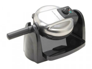 Belgian waffle maker, removeable grids