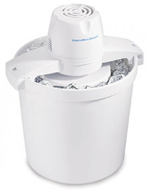 4 qt Ice cream maker