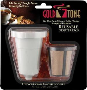 Reusable Coffee Filter Fits Keurig Single Serve