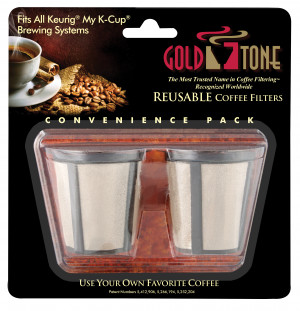 Reusable Coffee Filter Fits Keurig My K-Cup
