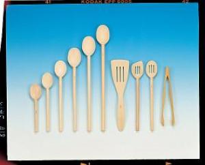 "Wooden spoon, 8"", Beechwood"