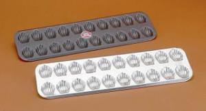 """Madeleine pan, Mini, 15.5""""x5"""""""