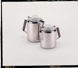 Percolator, 9 Cup, S/S