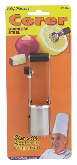 Apple & fruit corer