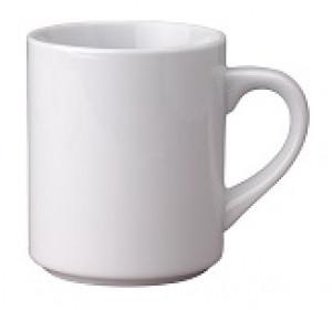 Mug, 10 oz., White
