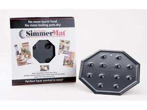 """Heat diffuser simmer mat, 7-5/8"""""""