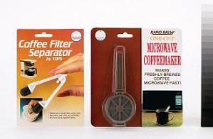 Paper filter separator