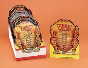 Turkey lacers