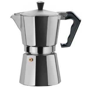 Moka pot, 1 cup espresso maker
