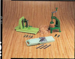 Benriner helper slicer